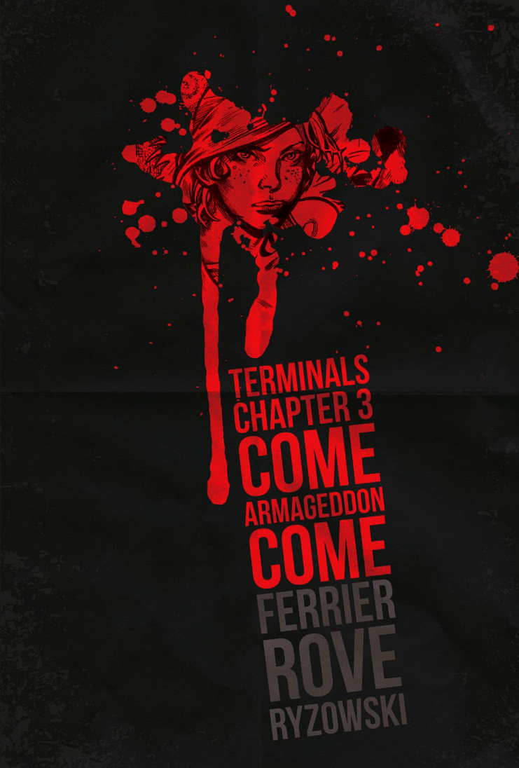 Terminals #3 Cover