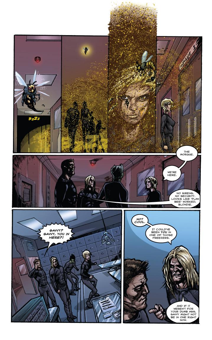 Terminals #4 pg.16