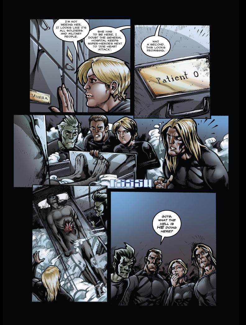 Terminals #4 pg.17