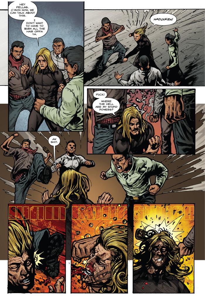 Terminals #5 pg.16
