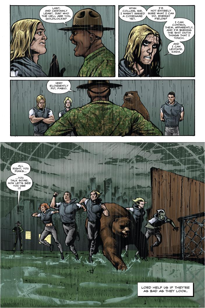 Terminals #3 pg. 5