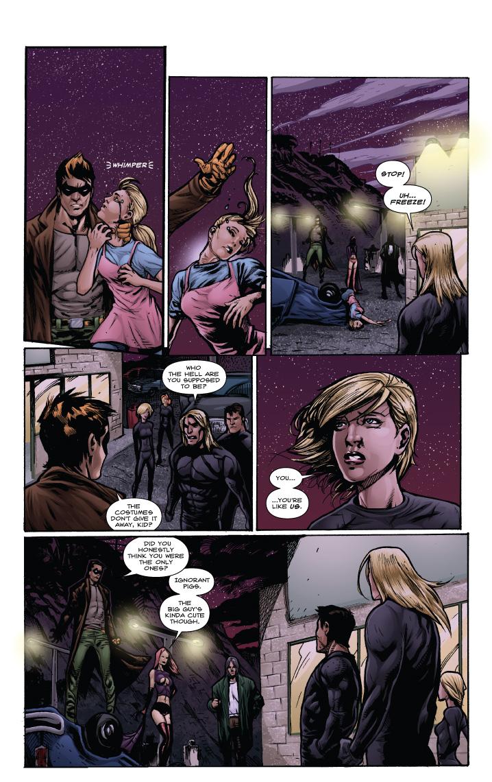 Terminals #3 pg. 17