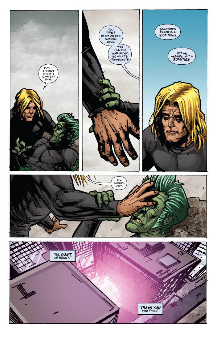 Terminals #6 pg.29