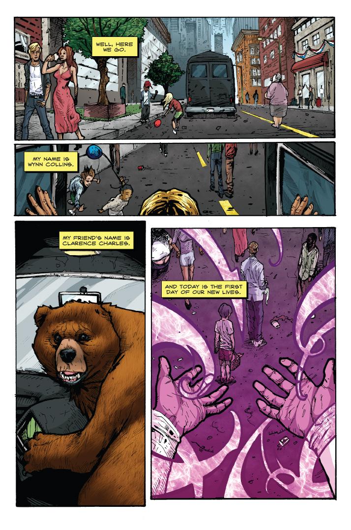 Terminals #6 pg.38